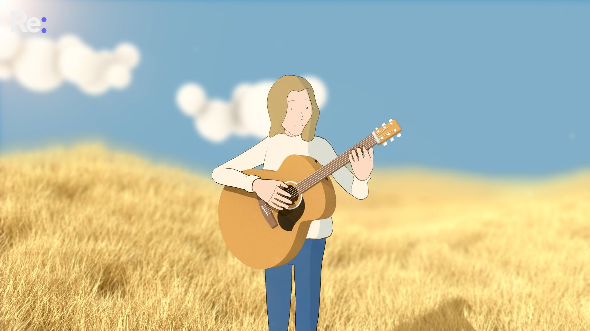 Holly-Singing-Still